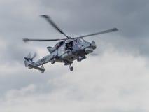 Helicóptero do Mk 8 do lince Imagens de Stock