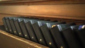 Helig bibel arkivfilmer