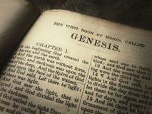 Helig bibel royaltyfria bilder