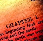 Helig bibel Royaltyfri Bild