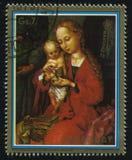 Helig familj vid Schongauer Royaltyfria Foton