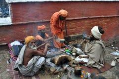 helig india mansadhu Royaltyfria Bilder