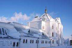 helig klosterstefanovtrinity Royaltyfria Foton