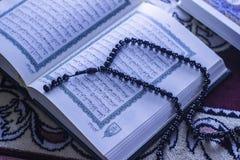 helig Koranen Arkivfoton
