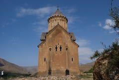 Helig moder av gudkyrkan, Vayoc Dzor region, Armenien arkivfoto