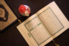 Helig Quranislam arkivfoton