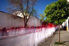 Helig vecka i Carmona 50 Arkivfoton
