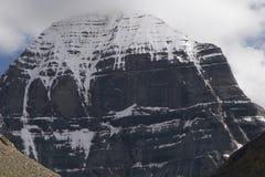 Heliga Mount Kailash Royaltyfri Bild