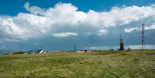 Heligoland Island. In the North Sea stock photos