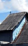 heligt hus Arkivfoto