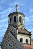 Heligt ställe, ortodox kyrka Royaltyfri Foto