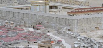 Heligt tempel Royaltyfria Foton