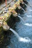 Heligt vatten Fotografering för Bildbyråer
