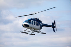 Helijet Royalty Free Stock Photo