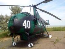 Helikopter stock foto