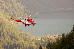 helikopter Royaltyfri Foto