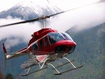 Helikopter Stock Fotografie