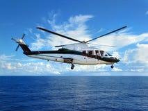 helikopter obraz stock