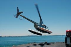 Helikopter. Royalty-vrije Stock Fotografie