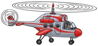 Helikopter. Fotografia Stock