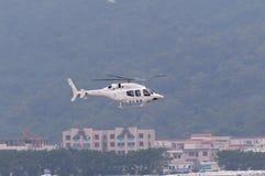Helikopter 429 van de klok Royalty-vrije Stock Foto's