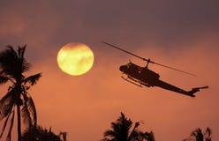 helikopter Royaltyfria Foton