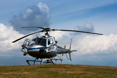 helikopter Royaltyfri Bild