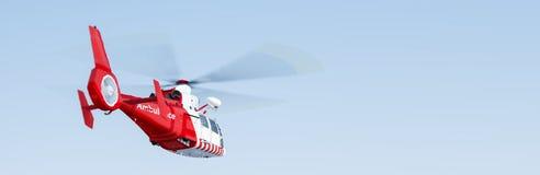 helikopter Arkivbild