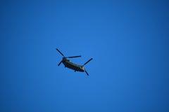 helikopter Arkivfoto