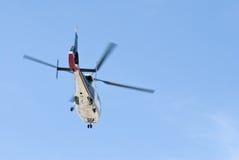 helikopter awaryjne Fotografia Stock