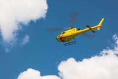 Helikopter för amarnathyatra Royaltyfria Bilder