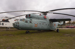 Helikopter för krok Mi-6 Royaltyfria Foton