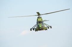 Helikopter för kuguarSocat militär Arkivfoton