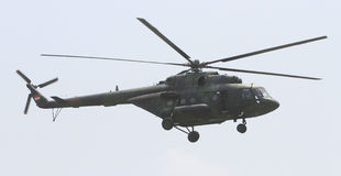 Helikopter för MI 17 Arkivbilder