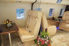 helikopter luksusowy Fotografia Royalty Free