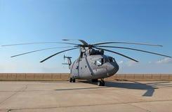 Helikopter MI-26 Royaltyfri Foto