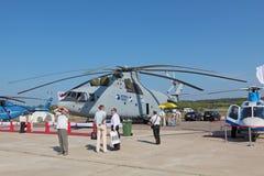 26 helikopter mi Royaltyfri Foto