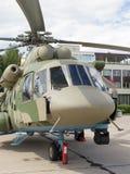 8 helikopter mi Royaltyfri Fotografi