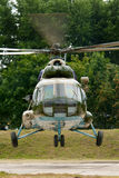 8 helikopter mi Obraz Stock