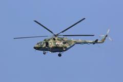 8 helikopter mi Royaltyfria Foton