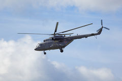 8 helikopter mi Fotografering för Bildbyråer