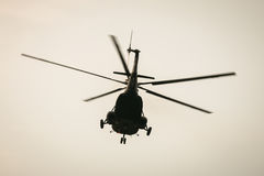 Helikopter Mi 17 eller Mi 171 Arkivfoto