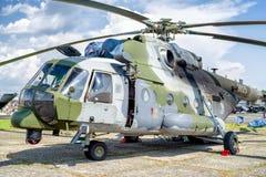 Helikopter Mil Mi-17 Fotografering för Bildbyråer
