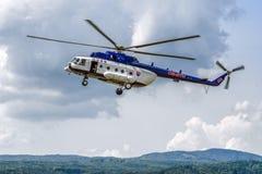 Helikopter Mil Mi-17 Zdjęcia Stock