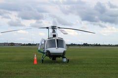 Helikopter policyjny Fotografia Royalty Free