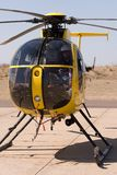 Helikopter proef Stock Foto
