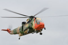 helikopter ratunkowy Obraz Royalty Free