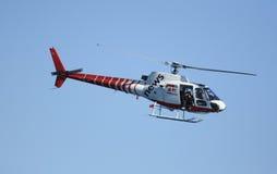 helikopter wiadomość Fotografia Stock