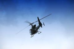 helikoptermilitär Fotografering för Bildbyråer
