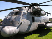 helikoptermilitär Royaltyfri Fotografi